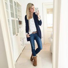 """@_felistyle on Instagram: """"Meine Lieben ❤️, hier ein casual look mit meiner neuen Bluse von @opus_fashion, alle Labels sind wie immer markiert! ich war die letzten beiden Tage unterwegs und hatte keine Zeit eure tollen Bilder zu sehen, freu mich schon darauf! schönen Abend!! #ootd #metoday #fashion #style #styling #instagood #instalike #mystyle #fashionblogger #mylook #instalook #lotd #lookoftheday #instadaily #daily #inspiration #inspo #me #today #instamood"""""""