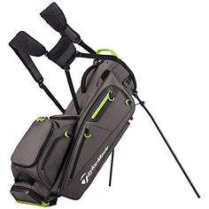 c436b77de203 TaylorMade Flextech Golf Bag GrayGreen    Continue to the product at the  image link.