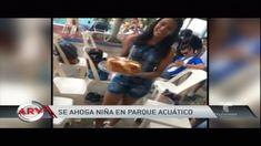 Piden Justicia Los Familiares De Niña Que Se Ahogó En Un Parque Acuático En Santiago