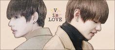 #V #Taehyung #BTS #wallpaper Taehyung x Taehyung  kyeowo!!