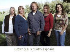 Ocio y tiempo libre: La lucha de Kody Brown y sus cuatro esposas
