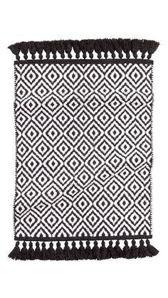 Badrumsmatta Missoni Red Önskelista Pinterest Missoni - Missoni black and white bath mat for bathroom decorating ideas