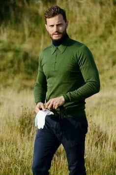 Jamie dornan golf alfred dunhill championship 2015