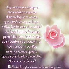 Para Saludar A Mi Abuelita Que Esta En El Cielo Mercedes Morales
