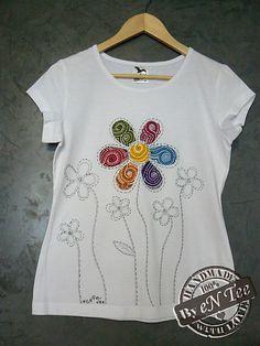 entee / Kvetinká veselá - dámske tričko