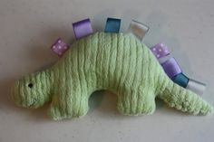 Cute dino for your Operation Christmas Child shoe boxes!