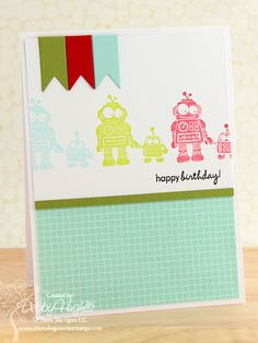 Debby Hughes - great colors, layout, everything!
