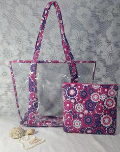 Beautiful Handbags, Beautiful Bags, Camera Bag Insert, Diy Bags Purses, Transparent Bag, Denim Crafts, Bag Patterns To Sew, Bag Making, Bag Accessories