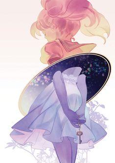 Small Lady #art #illustration #manga