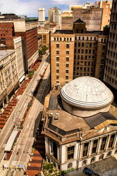 The Cleveland Trust Co and E. Euclid Ave by BStadler on DeviantArt Downtown Cleveland, Cleveland Rocks, Cincinnati, Forest City, County Seat, My Town, Columbus Ohio, Best Location, Travel Quotes