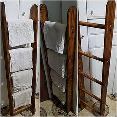Milaano.hobby / Retro rebrík na uteráky