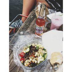 Frokost i nyhavn med skatten @clarasofiec ⭐   #nyhavn #lunch #earlier #fredcosdeli #beer #summer #vscocam #friend #københavn #Padgram