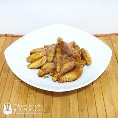 Maçã com Canela ou Cinnamon Apples na AirFryer | Fritadeira sem Óleo - AirFryer                                                                                                                                                                                 Mais