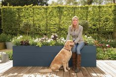 Harrod Metal Raised Beds - Harrod Horticultural - Harrod Metal Raised Beds and Planters successfully combine technical innovation and a contemporary -
