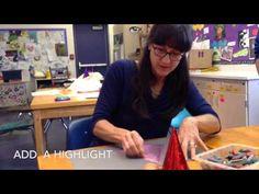 Fun Art Lessons - art units - art projects