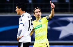Ante un desconocido Valencia, Gante ganó por la mínima y sueña con la segunda fase - El Valencia perdió en su visita a Gante por 1-0 y permitió al conjunto belga meterse en la lucha por la segunda plaza del grupo, tras un encuentro e...
