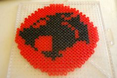 16bit Style Thunder Cats Call Magnet by ChaChaChenney on Etsy, $9.00