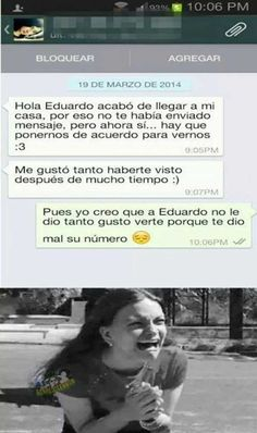 Muy cruel! hahahahahaha