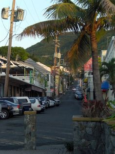 Downtown Christiansted