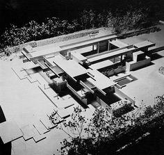 Paul Rudolph, Pistell Residence - 1969
