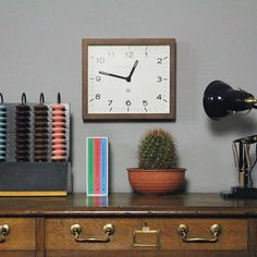 A masterclass in style with the Mr Davies wall clock | Discover this and many more great designs at http://ift.tt/1twhOQf #newgateclocks
