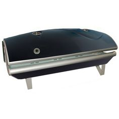Enjoy Tanning All Year Long From the Comfort of Your Own Home.  14 Select by Family Leisure  Features:     Total Solara Lamps:  14     Tan Time:  20     Timer:  Manual     Safety Timer:  Yes     Color:  Dark Blue     Receptacle:  5-15R     Voltage / Breaker:  120 / 15     Dimensions (in inches):  H35 W32 L76