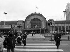 Helsinki Station by Tsuneo, via Flickr