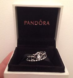 #princess #pandora #ring  absolutely in love with this.