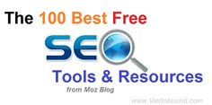 The 100 Best Free SEO Tools & Resources for Every Challenge - Interactive