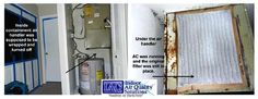 Orlando and Florida Mold Remediation Clearance Testing by State Licensed Mold Assessors, Indoor Air Quality Solutions, IAQS