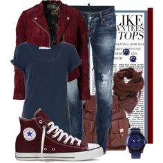 Tomboy, created by victoria1961notags on Polyvore