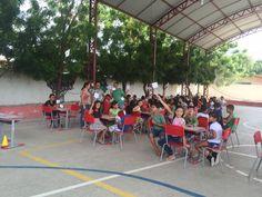 Ceará: escola revoluciona a hora do recreio com ajuda de crianças