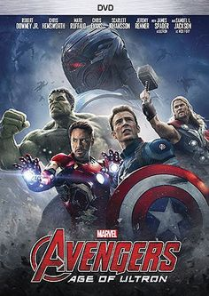 Marvel Studios unleashes the next global phenomenon in the Marvel Cinematic Universe -- MARVEL'S AVENGERS: AGE OF ULTRON. Good intentions wreak havoc when Tony Stark (Robert Downey Jr.) unwittingly cr