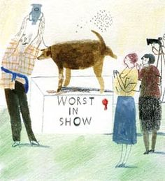 """Worst in Show"" by Laura Carlin"