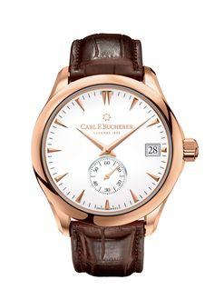 Manero Peripheral - Chronometer watch - Carl f. Bucherer
