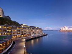 Park Hyatt Sydney, The Rocks, Sydney, Australia. *Superb, 9.2/ 10 *Big balcony *Superb dining *Fantastic bar