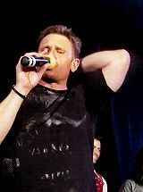 This is what happens if you give Mark Pellegrino alcohol