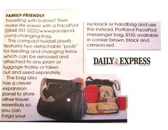 Daily Express magazine review