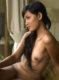 Naked girls with black dicks in them