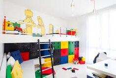 Znalezione obrazy dla zapytania pokój dziecięcy lego