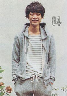 坂口健太郎くんっていいます。要チェック。