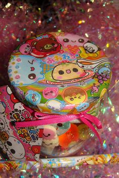 Kawaii Whimsy Jar