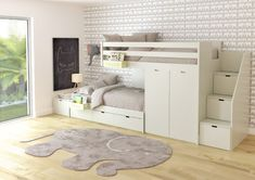 Tips, methods, furthermore resource with regards to getting the very best end result and also creating the maximum perusal of bedroom furniture wooden Small Room Bedroom, Room Decor Bedroom, Girls Bedroom, Kids Room Murals, Home Design Software, Bunk Bed Designs, Kids Bedroom Furniture, Kids Room Design, Girl Room