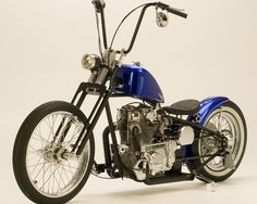 Old School Bobber Bike