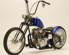 Old School Bobber Bike