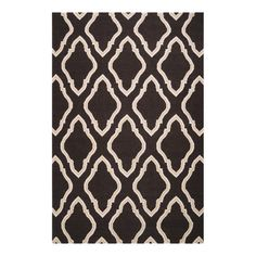 I pinned this Simone Rug in Black from the Best-Selling Rugs event at Joss and Main!