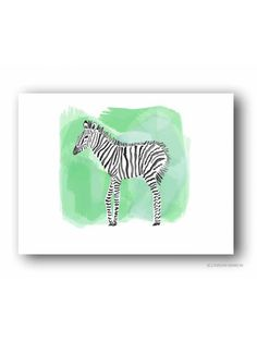 Stripes The Zebra Print -  #landgwishlist
