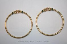 Weight Gold Bangles, Latest Model Light Weight Gold Bangles, Latest Gold Bangle Designs 2016