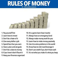 Read this list twice! Having a plan and setting realistic financial goals is imp… – Finance tips, saving money, budgeting planner Financial Quotes, Financial Tips, Financial Literacy, Financial Peace, Budget Planer, Business Money, Business Ideas, Money Quotes, Life Quotes