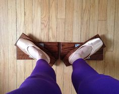 Dance Mate Turn Out Boards Dark Natural by DanceMate on Etsy